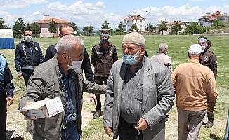 """Cuma namazı için stada alınmayan 88 yaşındaki adam: """"Namazımı kıldım kimse merak etmesin, üzülmesin"""""""