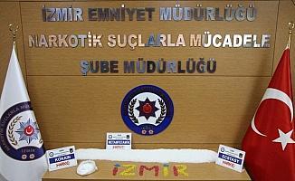 İzmir'de zehir operasyonu: Rekor sayıda uyuşturucu ele geçirildi
