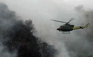 Rusya'da askeri helikopter düştü: 4 ölü