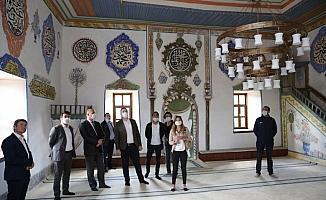 7 asırlık cami aslına uygun restore edildi