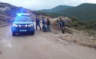 Alanya'da 5 yaşındaki kayıp çocuğu jandarmanın dikkati buldu