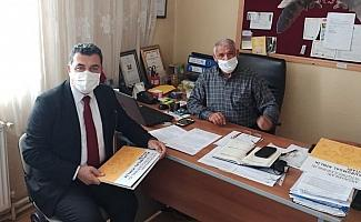 Başkan Demir, Arıcılar Birliğini ziyaret etti