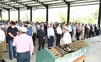 Başkan Halil Şahin'in acı günü