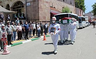 Bayramiç'te Kıbrıs gazisine son görev