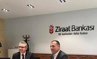 Damızlık Birliği ile Ziraat Bankası üreticiler için şirket kurdu