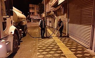 Kahta'da temizlik seferberliği başladı