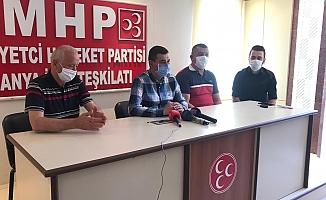 """Türkdoğan: """"Bu seneyi yok farz edip kira almayın"""""""