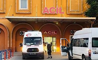 3 yaşındaki çocuğa sigara içiren şahıs Kızıltepe'de gözaltına alındı