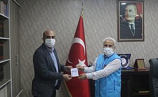 Cumhuriyet Savcısı Gündoğdu'dan kurban bağışı