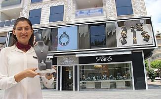 Dünya markası Storks Alanya'da