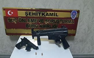 Gaziantep'te aranan 66 şüpheli yakalandı