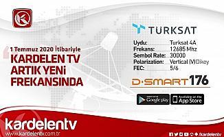 Kardelen TV yeni frekansında yayınlarına devam ediyor
