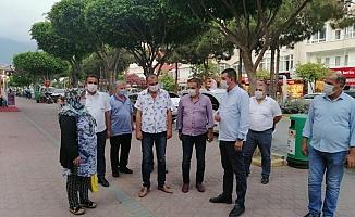 MHP Alanya'da turizm esnafının sesi oluyor
