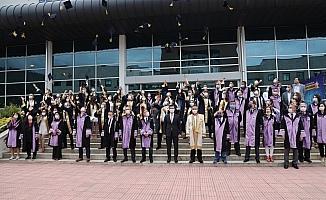 ODÜ Tıp Fakültesi 41 mezun verdi