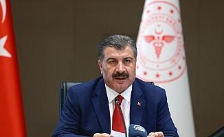 """Sağlık Bakanı Koca: """"Şu dönemde okulların açılmamasına yönelik bir yaklaşımımız olmadı"""""""