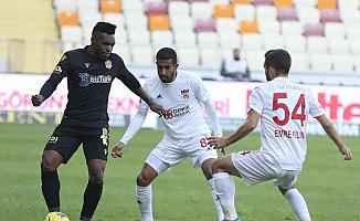 Sivasspor ile Yeni Malatyaspor 6. randevuda