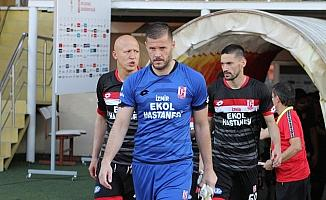 Vukovic'ten Balıkesirspor'a eleştiri