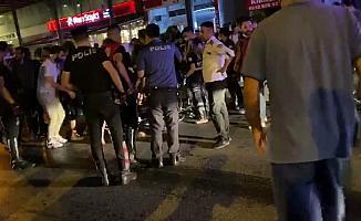 Zeytinburnu'nda silahlı kavga: 2 yaralı