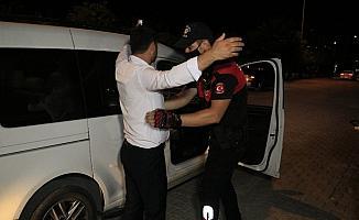 Adana'da 2 bin 450 polisle asayiş uygulaması