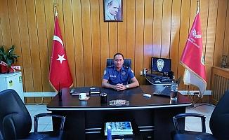 Alanya'dan giden emniyet amirine Tunceli'de önemli görev