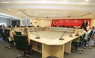 Alanya'da Kent Estetik Kurulu ilk toplantısını gerçekleştirdi