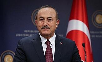 Bakan Çavuşoğlu'ndan muz açıklaması