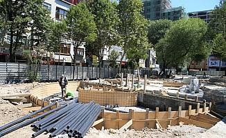 Bayrampaşa'da parklar yenileniyor