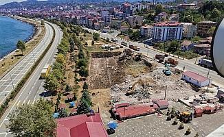 Bulancak'ta başlayan projeler 2022 yılında tamamlanacak