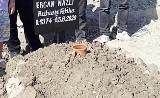 Ercan Nazlı toprağa verildi!