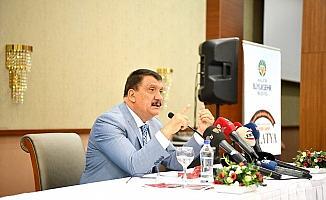 Gürkan, Yeni Malatyaspor ile ilgili tartışmalara noktayı koydu