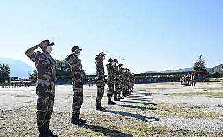 Libyalı subay adayları Türkiye'de eğitiliyor