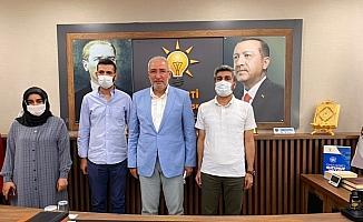 Milletvekili Kahtalı'dan AK Parti Yeşilyurt İlçe Teşkilatına ziyaret