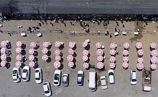 Muratpaşa'da 7 ayrı noktada 987 kurbanlığın ücretsiz kesimi yapıldı