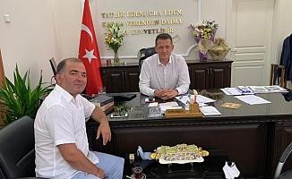 Safranbolu TSO'dan  Kaymakam Ürkmezer'e ziyaret