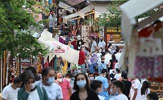 Safranbolu'ya bayramda turist yağdı