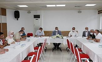 Samsun İmar Yönetmeliği Taslağı Bafra'da istişare edildi
