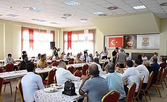 Tarsus Belediyesi, basın çalıştayına hazırlanıyor
