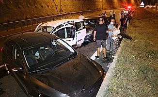 TEM Otoyolu Bolu Dağı İstanbul yönü trafiğe açıldı