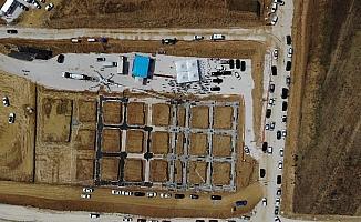 Türkiye'de bir ilk, bu tesis gazlaştırma teknolojisiyle doğayla uyumlu enerji üretecek