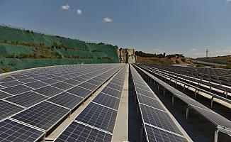 Tuzla Belediyesi tarafından Güneş Enerjisi Santrali kuruldu
