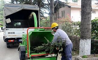 Tuzla'daki geri dönüşüm çalışmalarına sıfır atık belgesi
