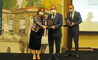 Akşehir Belediyesine uygulama ödülü