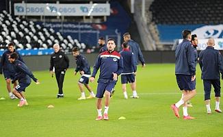 Alanyaspor Avrupa maçına hazır