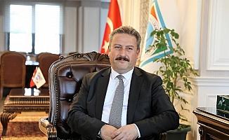 Başkan Dr. Palancıoğlu; Murat Eskici'ye yeni görevinde başarılar diledi