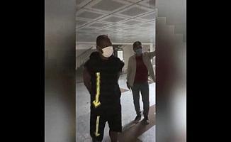BB Erzurumsporlu Sissoko'dan hastanede tedavi gören minik taraftara sürpriz ziyaret