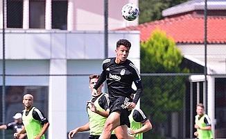 Beşiktaş, Rio Ave hazırlıklarını sürdürdü