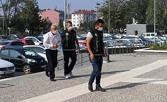 Bolu'da 3,5 kilo esrarla yakalan şüpheli serbest bırakıldı