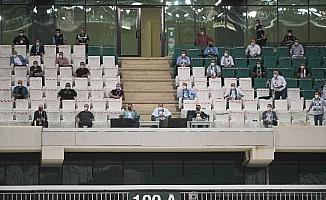 Bursaspor'da stresli bekleyiş