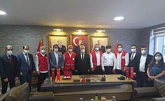 Ciğer, AK Parti ve MHP'yi ziyaret etti
