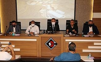 Gaziantep'te 300 fabrika tartışmalarına ortak tepki